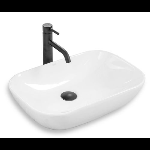 Countertop Basin Rea Claudia 9447 White
