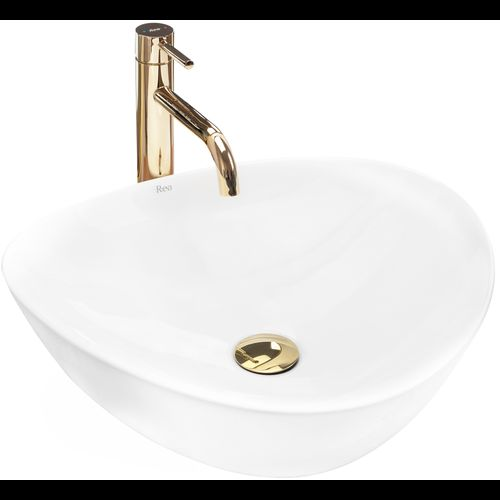Countertop washbasin Rea Andrea