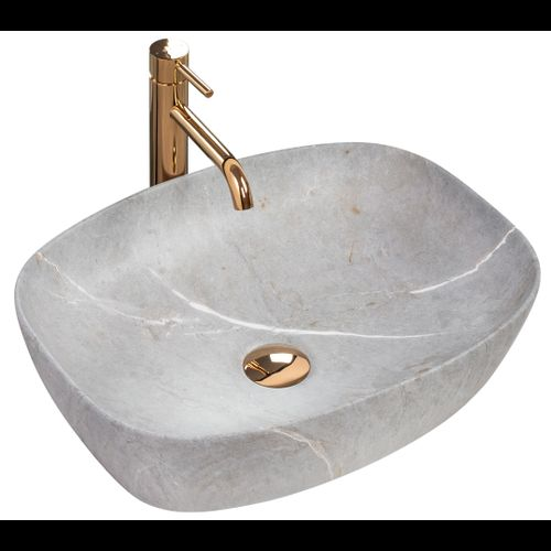 Countertop Basin Rea Freja Grey