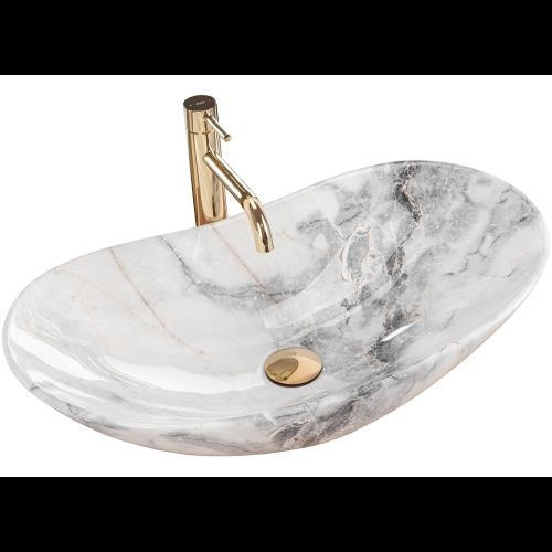 Countertop washbasin Rea Royal Granit