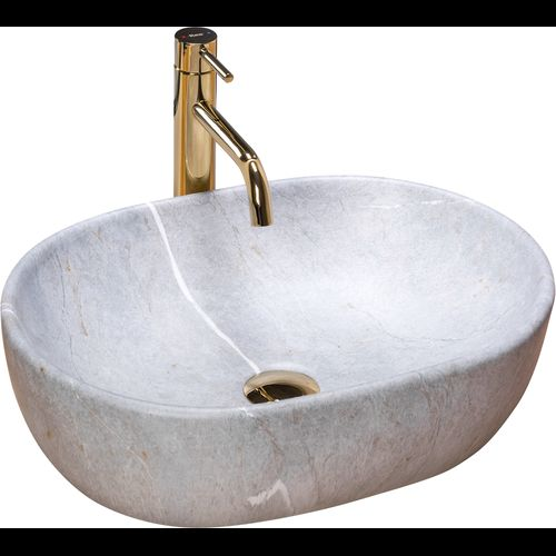 Countertop Basin Rea Lara Grey