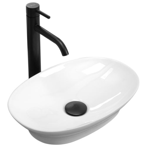 Countertop washbasin REA LAVI MINI