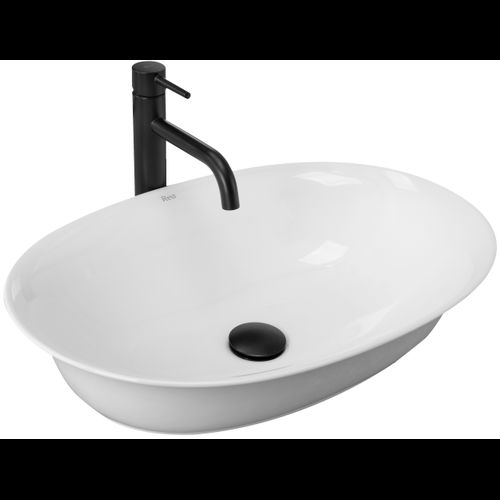 Countertop washbasin Rea Roma