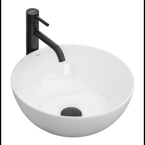 Countertop Basin Stella White