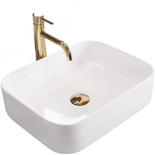 Countertop washbasin REA Kaya