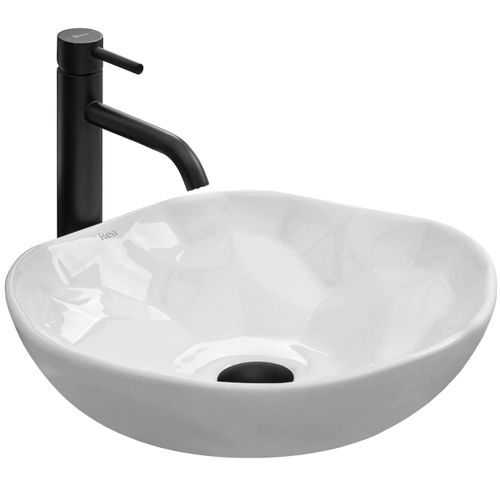 Countertop Basin Rea Paris White