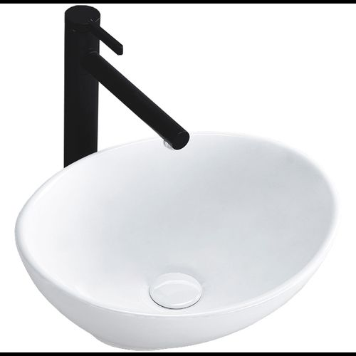 Countertop Basin Rea Sofia Mini White