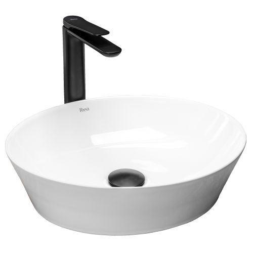 Countertop washbasin REA SAGA