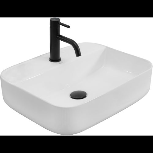 Countertop Basin Rea Martina White