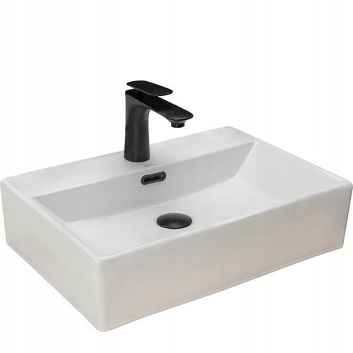 Wall-mounted washbasin/Built-in Rea Bonita